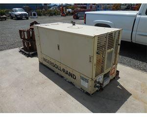 Ingersoll-Rand P125WJDU Compressor