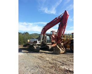 Link-Belt 210 LX Crawler Excavator