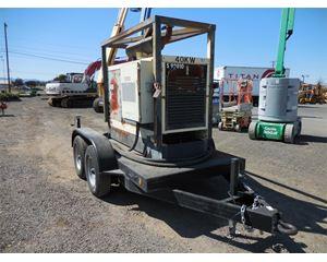 Kohler 40ROZJ Generator Set
