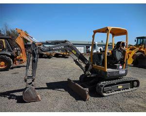 Volvo ECR28 Mini Excavator