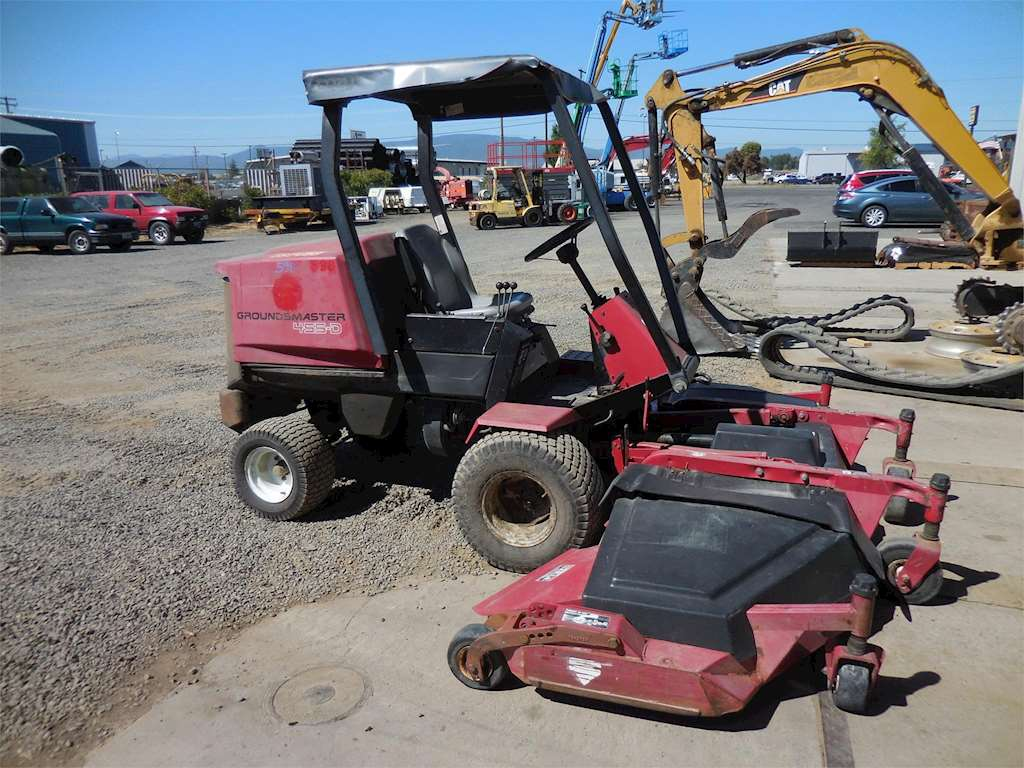 2000 Toro Groundsmaster 455d Riding Lawn Mower For Sale