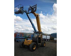 Gehl 553 Telescopic Forklift