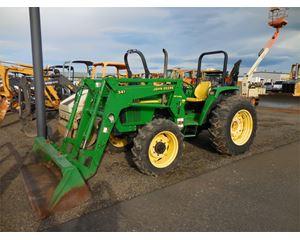 John Deere 5510 Tractors - 40 HP to 99 HP