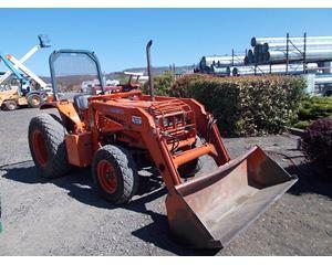 Kubota L4150 Tractors - 40 HP to 99 HP