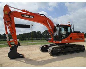 Doosan DX225 LC-3 Crawler Excavator