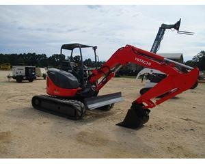 Hitachi ZX60 Excavator