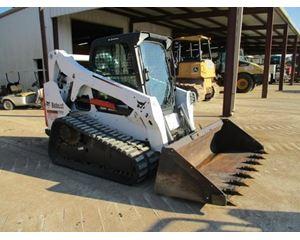 Bobcat T650 Skid Steer Track Loader