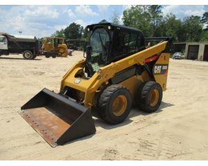Caterpillar 262B Skid Steer Track Loader