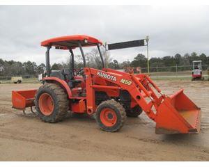 Kubota M59 Tractors - 40 HP to 99 HP