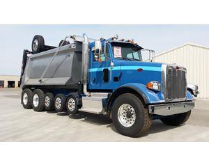 Peterbilt Paccar MX-13 Dump Truck