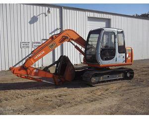 Hitachi EX80 Excavator