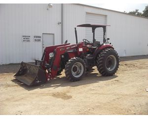 CASE-IH JX70 Tractors - 40 HP to 99 HP