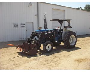 Ford 6610 Tractors - 40 HP to 99 HP