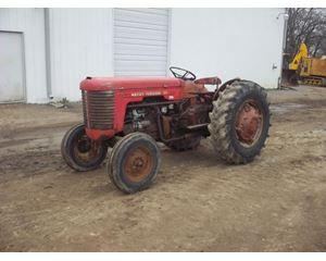 Massey Ferguson 65 Tractors - 40 HP to 99 HP