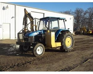 New Holland 7635 Tractors - 40 HP to 99 HP