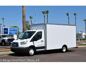 2015 Ford TRANSIT 350 HD Box Truck