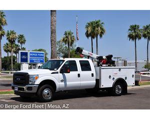 Ford F-350 Crew Cab 4X4 Mechanics Body
