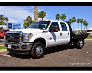 Ford F-350 Flat Bed