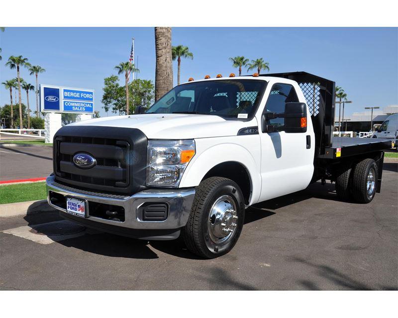2016 ford f 350 flatbed truck for sale mesa az. Black Bedroom Furniture Sets. Home Design Ideas