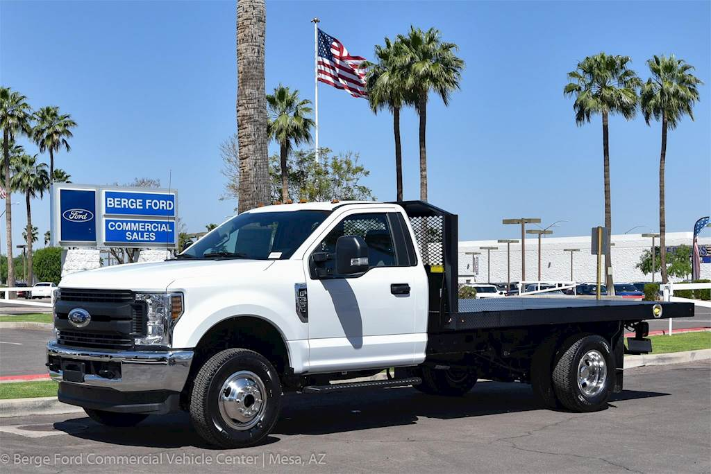 ford f350 extended cab flatbed
