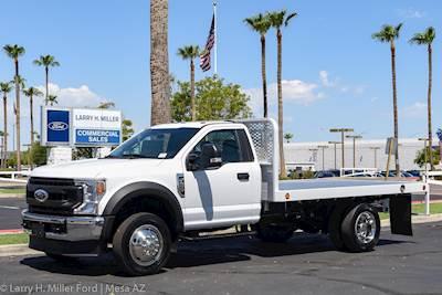 Ford Flatbed Trucks For Sale Mylittlesalesman Com