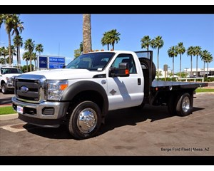 Ford F-450 Flat Bed