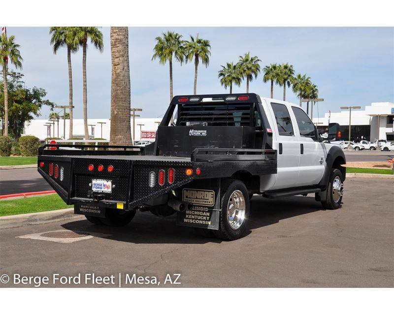 2015 ford f 550 flatbed truck for sale mesa az. Black Bedroom Furniture Sets. Home Design Ideas