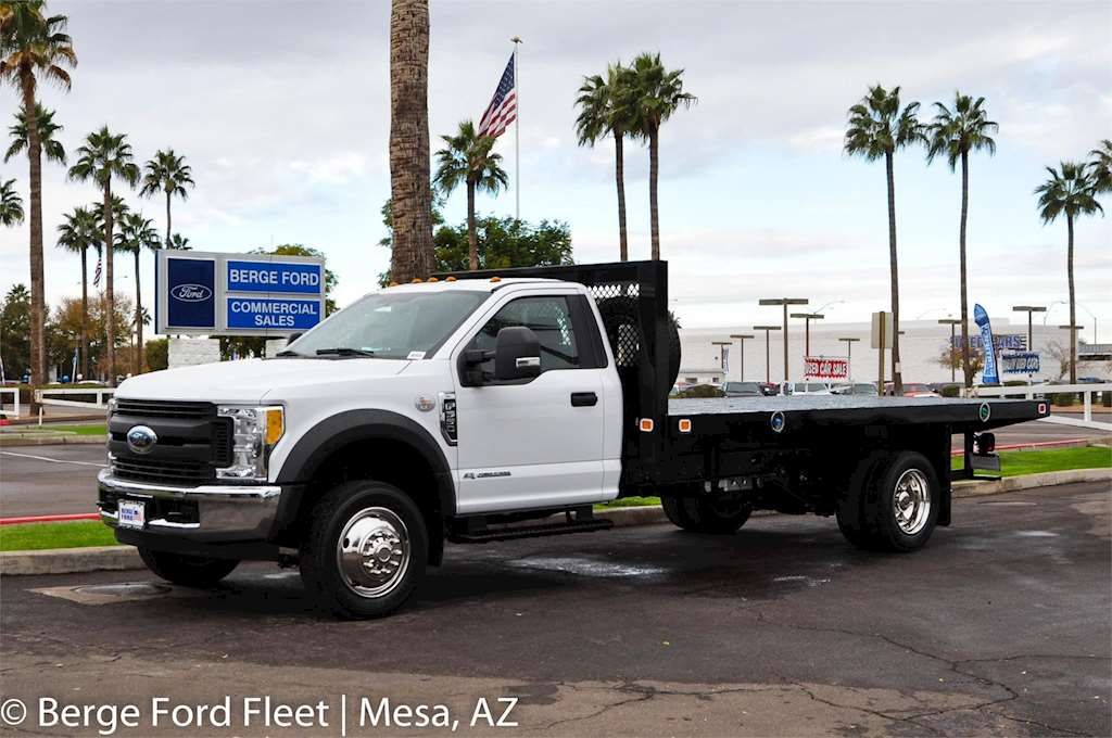 F550 For Sale >> 2017 Ford F-550 Reg Cab Flat / Platform / Stake Bed For Sale, 17 Miles | Mesa, AZ | 17P023 F550 ...