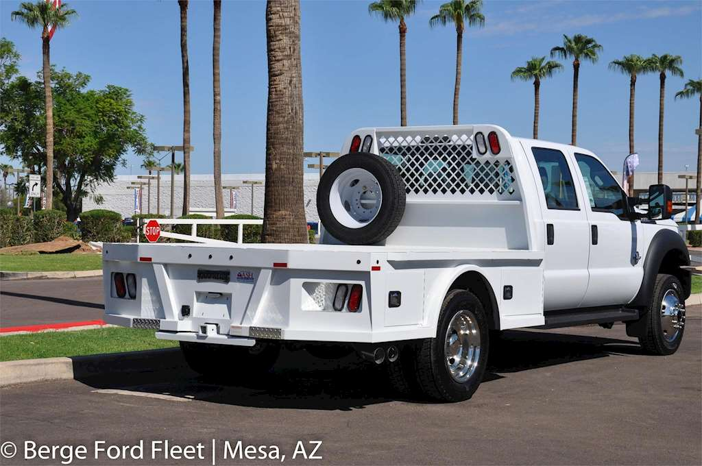 Front Wheel Drive Hauler : Ford f crew cab hauler flat platform bed