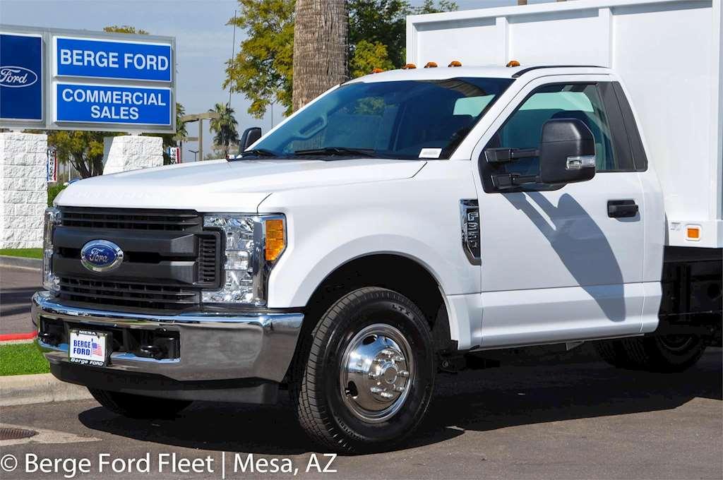 2017 ford f 350 reg cab landscape trash dump for sale 17 miles mesa az 17p098 f350 dump. Black Bedroom Furniture Sets. Home Design Ideas