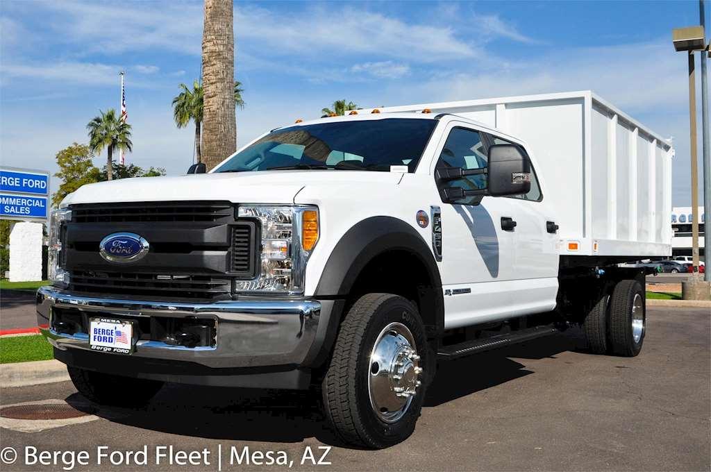 2017 ford f 450 crew cab landscape trash dump for sale 70 miles mesa az 17p097 f450. Black Bedroom Furniture Sets. Home Design Ideas
