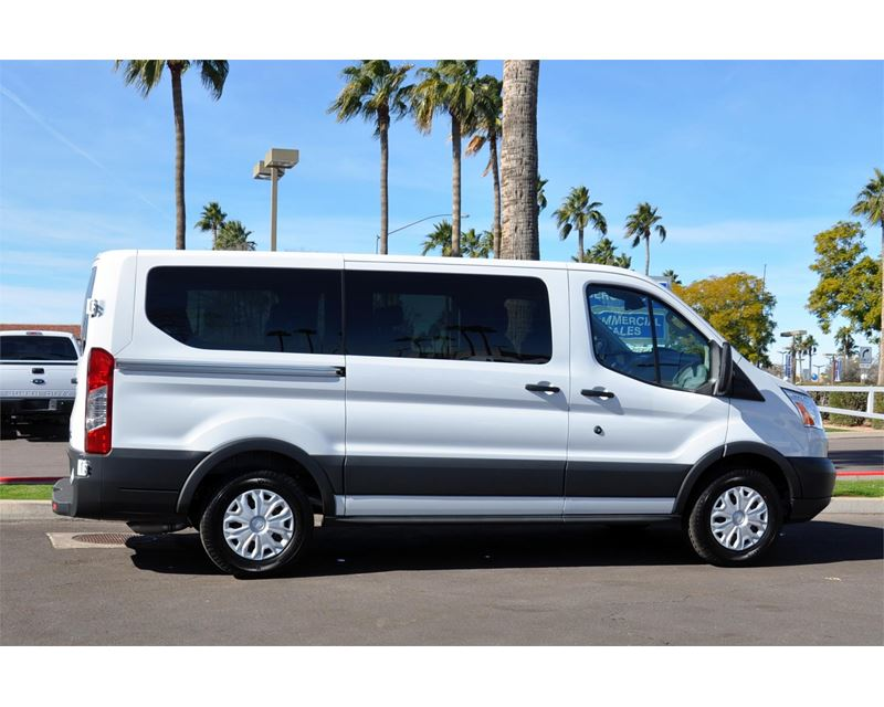 2016 ford transit 150 passenger van for sale mesa az. Cars Review. Best American Auto & Cars Review