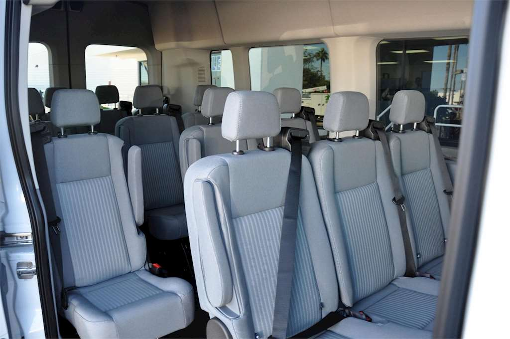 2016 Ford Transit Passenger Van For Sale 15 Miles Mesa