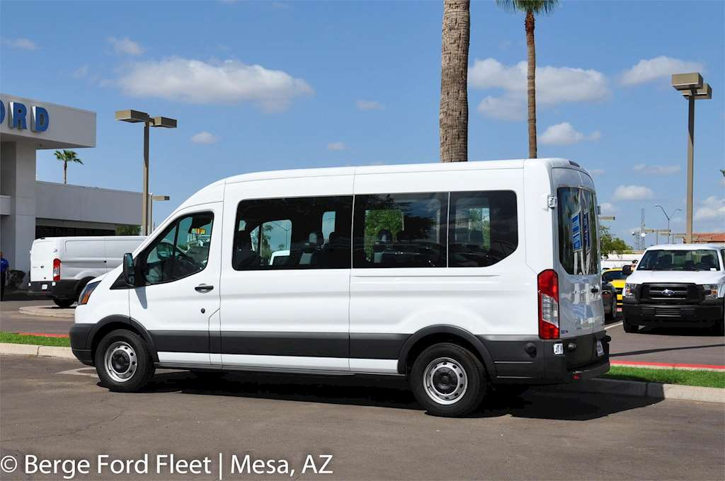 2016 ford transit passenger van for sale 15 miles mesa. Black Bedroom Furniture Sets. Home Design Ideas