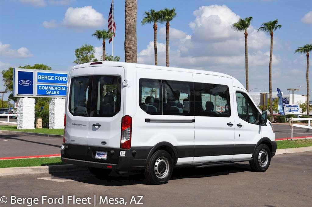 2016 ford transit passenger van for sale 15 miles mesa az 161145 transit 15pas. Black Bedroom Furniture Sets. Home Design Ideas