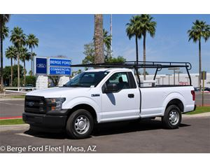 Ford F-150 Service Truck