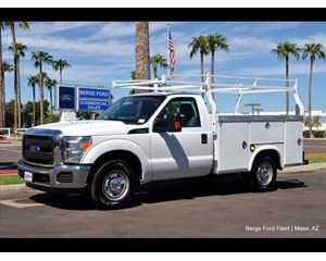 Ford F-250 Regular Cab