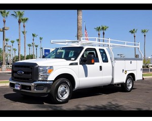 Ford F-350 Pickup Truck