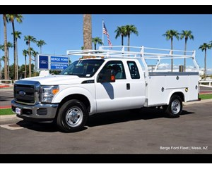 Ford F-350 Super Duty Super Cab