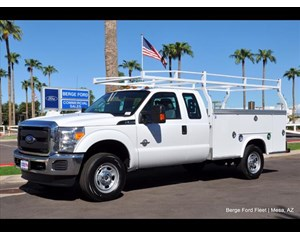 Ford F-350 Super Duty Super Cab Pickup 4X4