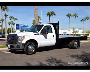 Ford F-350 Super Duty Cab & Chassis