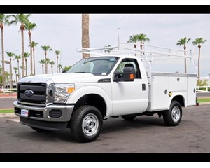Ford F-350 service body Pickup Truck