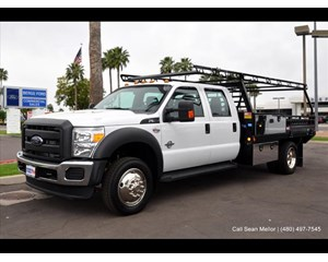 Ford F-550 Contractor