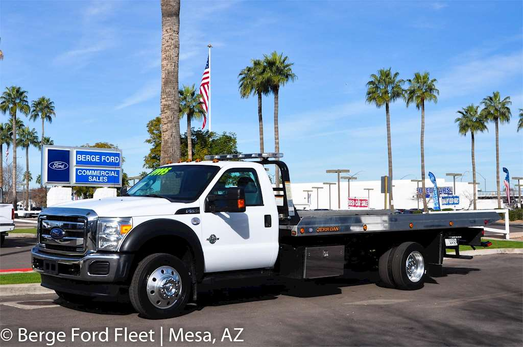 For Sale 2014 Ford F 550 Rollback | Autos Post