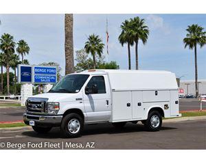 Ford E-350 KUV Service Body /Utility Van