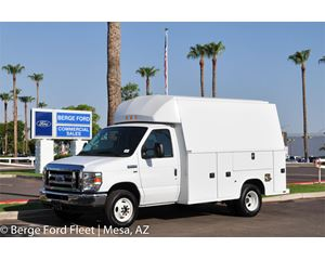 Ford E-350 High Top Service Body / Utility Van