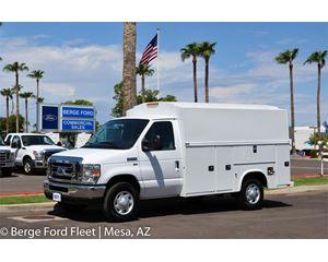 2016 Ford E-350 KUV Service/Utility Van Medium Roof