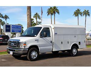 2015 Ford E-350 Service Body /Utility Van