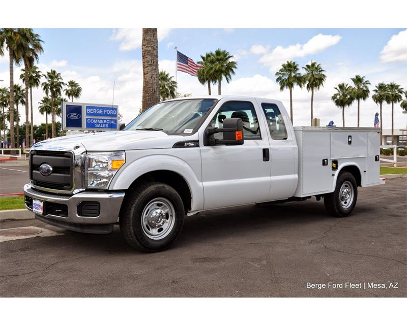 2015 ford f 250 service utility truck for sale mesa az. Black Bedroom Furniture Sets. Home Design Ideas