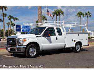 Ford F-250 Super Cab Service Body / Utility Truck
